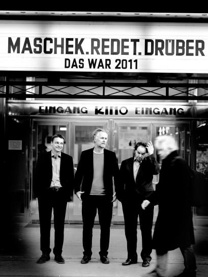 maschek.redet.drüber: Das war 2011 (Foto: Ingo Pertramer)